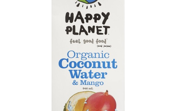 Coconut Water & Mango – Happy Planet