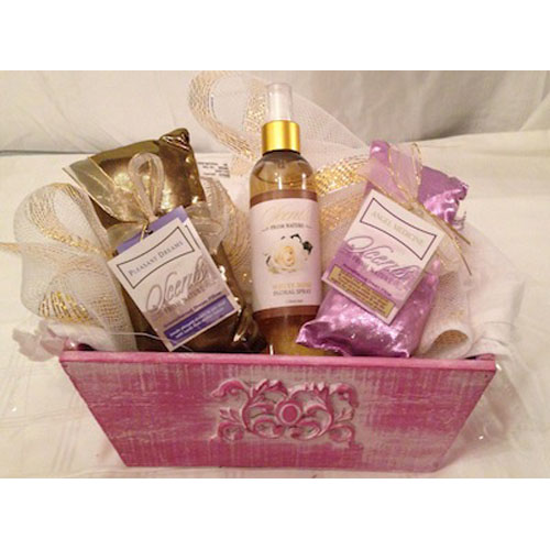 Aromatherapy Baskets