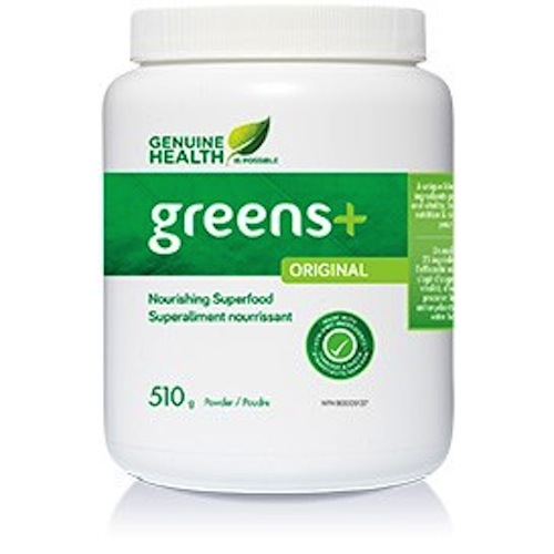Greens & Body Nutrition