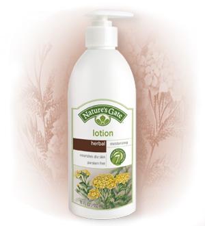 Herbal Moisturizing Lotion For All Skin Types Feeling
